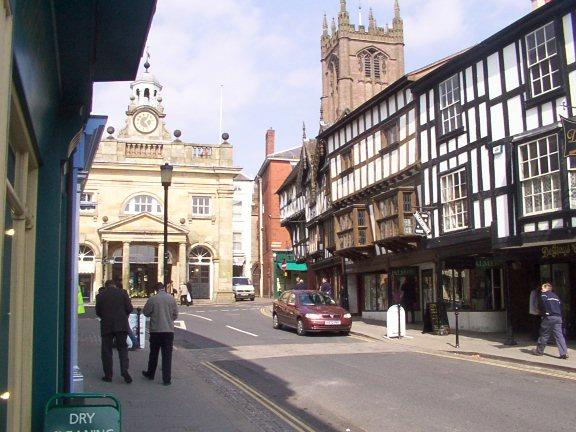 Locksmith Ludlow Shropshire 07980 143625