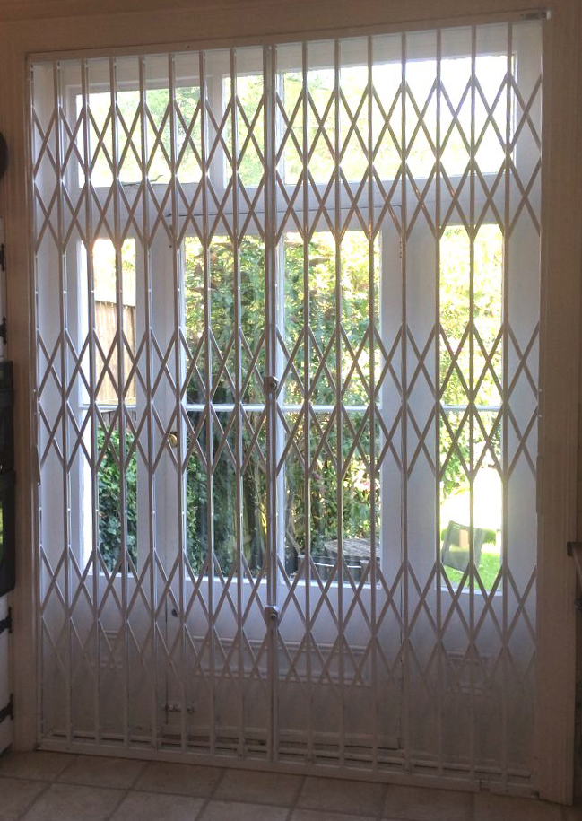 Security Grilles And Gates Discreet Security Solutions